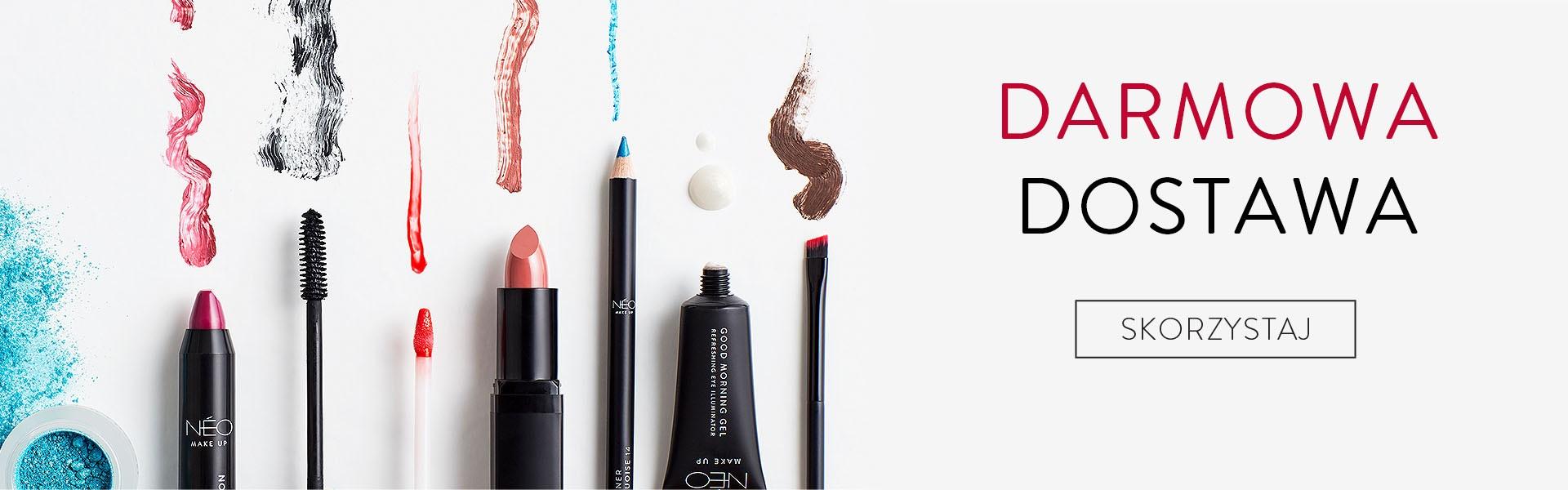 Darmowa dostawa w sklepie NEO Make Up