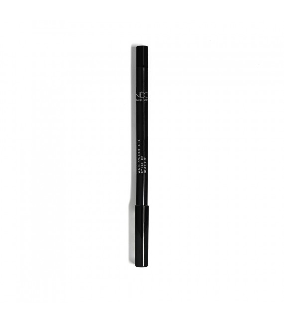 Kredka do powiek wodoodporna 01 black Waterproof gel eyeliner 01 black