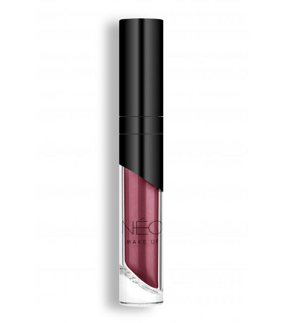 Błyszczyk do ust metaliczny 09 Metallic cream lip gloss 09