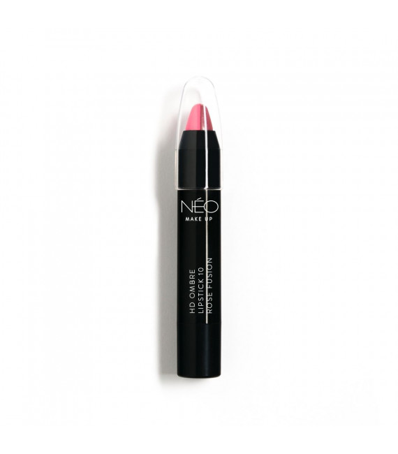 Pomadka do ust Ombre 10 rose fusion HD Ombre lipstick