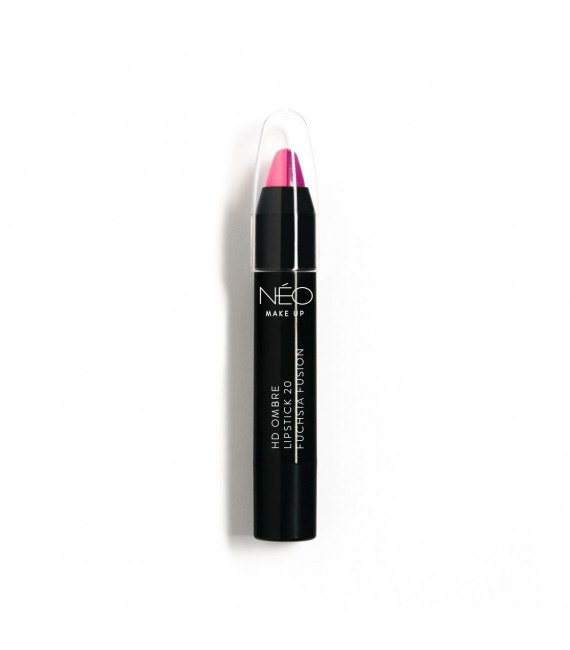 Pomadka  do ust Ombre 20 fuchsia fusion HD Ombre lipstick