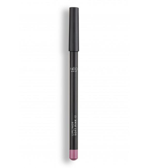 Konturówka do ust klasyczna 12  soft pink Lipliner 12 soft pink