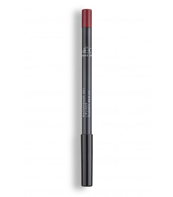 Konturówka do ust wodoodporna 05 classic red Waterproof gel lipliner 05 classic red