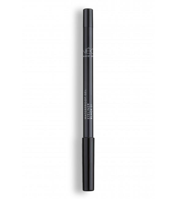 Kredka do powiek wodoodporna Waterproof gel eyeliner