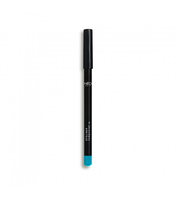 Kredka do powiek klasyczna turquoise 14 Eyeliner turquoise 14