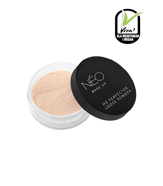 Puder sypki transparentny HD perfector loose powder