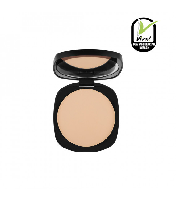 Puder prasowany 02 Pro skin matte pressed powder 02