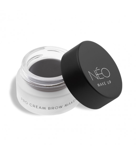 Pomada do brwi soft black 01 Pro cream brow maker - soft black 01