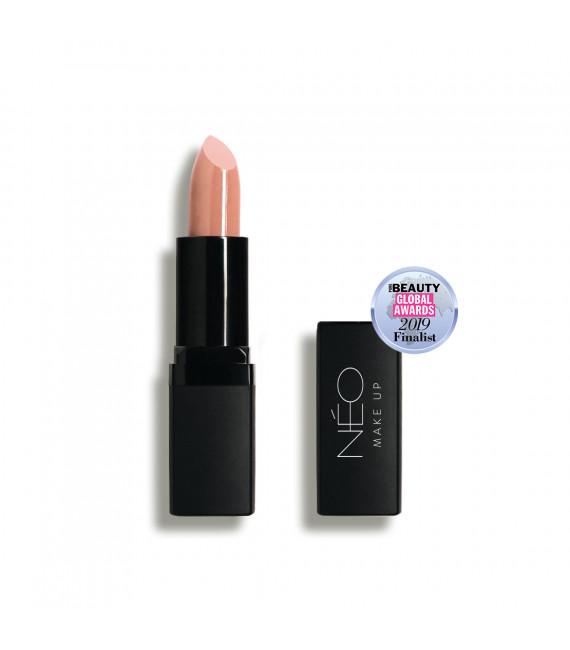 Pomadka do ust matowa satynowa 01 Satin matte lipstick