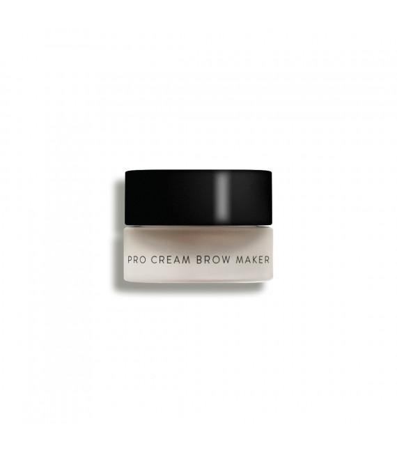 Pomada do brwi soft black 01 Pro cream brow maker - soft black 01