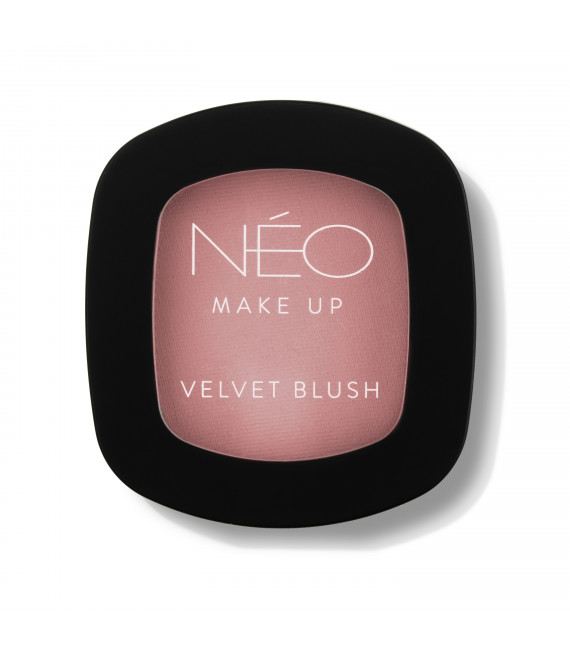 Róż prasowany Velvet blush