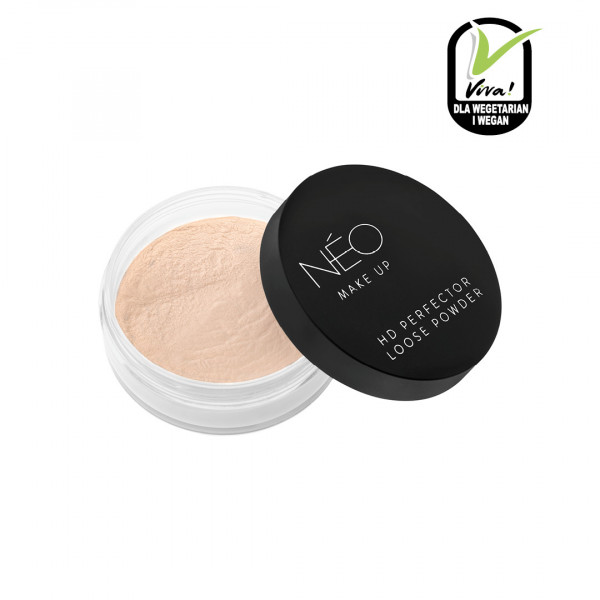 Puder sypki transparentny HD perfector loose powder