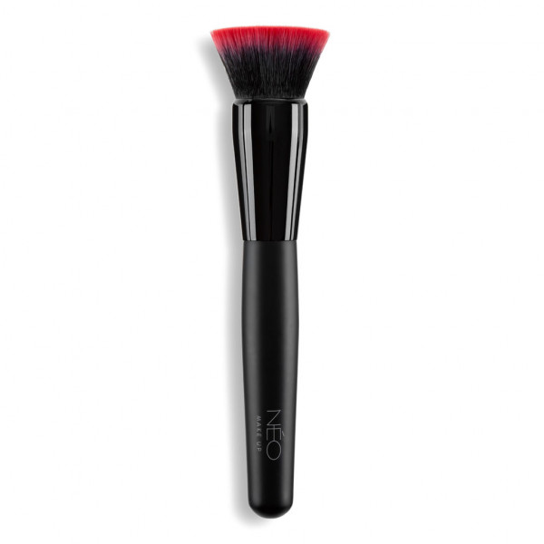 Pędzel do podkładu flat top 02 Foundation brush Flat Top 02