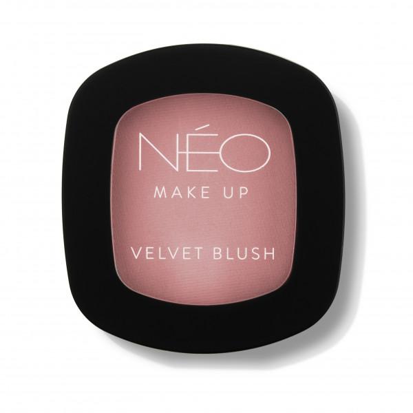 Róż prasowany 01 Velvet blush 01