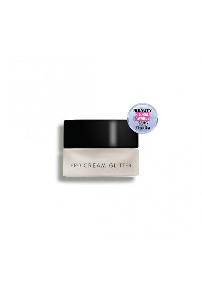 Cienie w kremie Pro Cream Glitter
