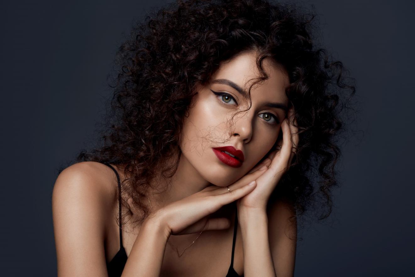 Makijaz Glame make up