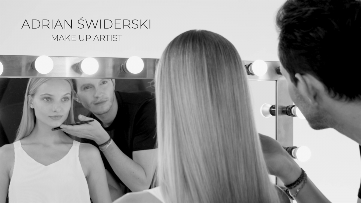 Adrian Świderski - NEO Make Up Artist