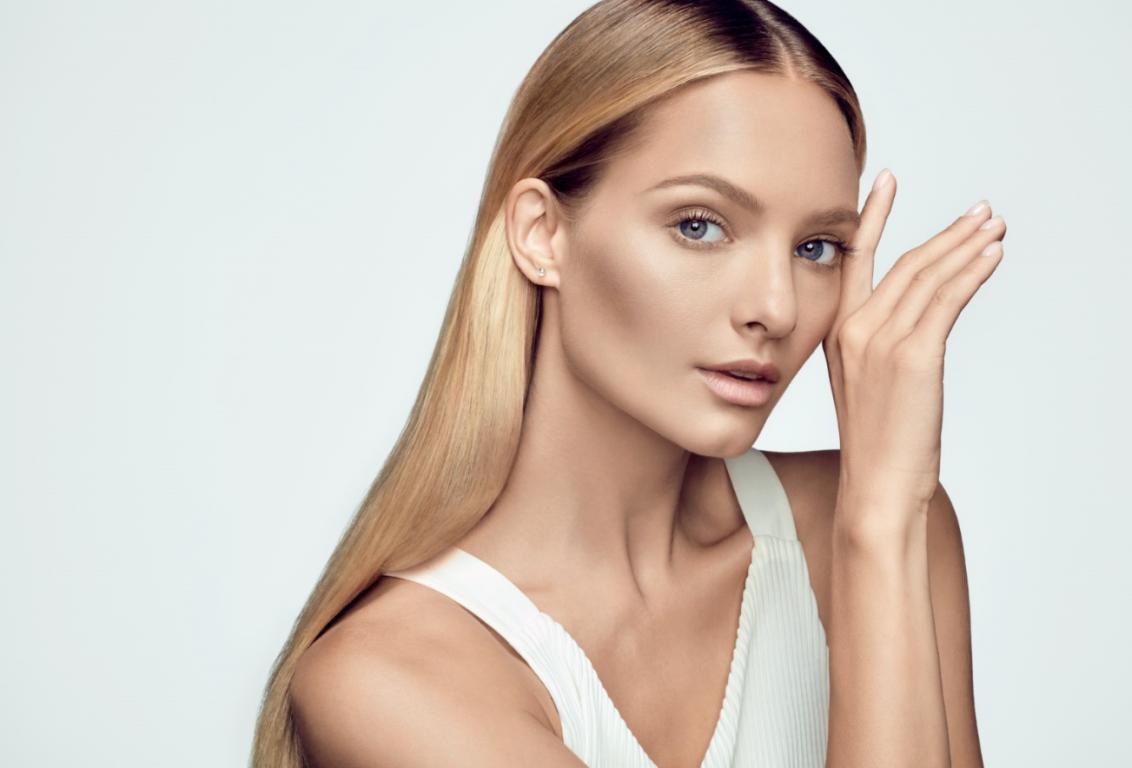 Efektowny makijaż no make-up