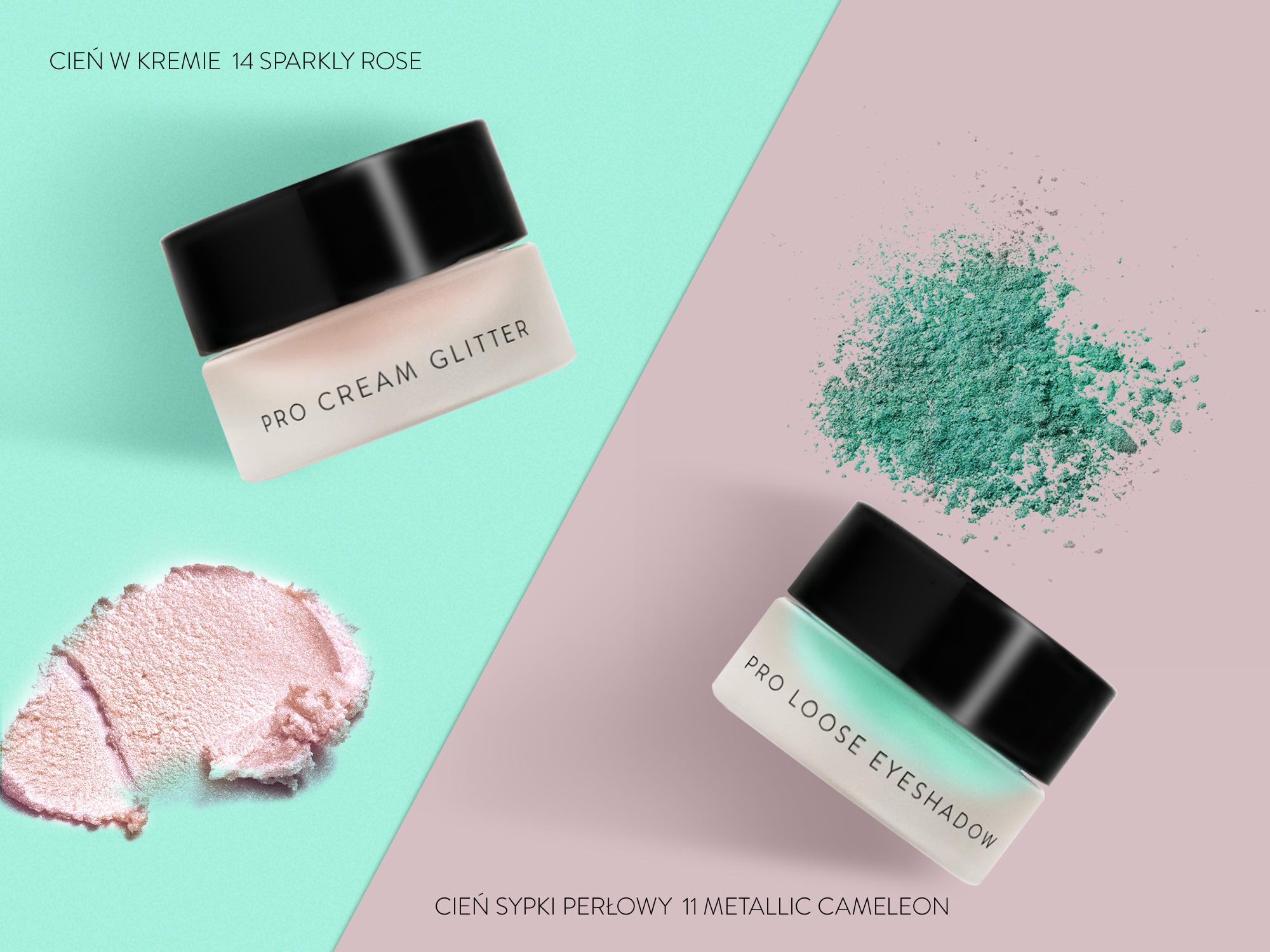 Idealne produkty do makijażu brązowych oczu NEO Make Up