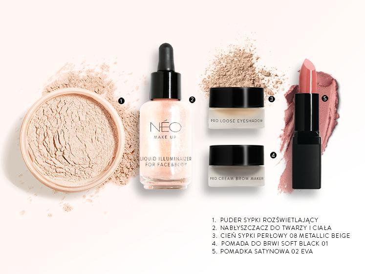 Produkty potrzebne do wykonania idealnego makijażu nierozświetlającego