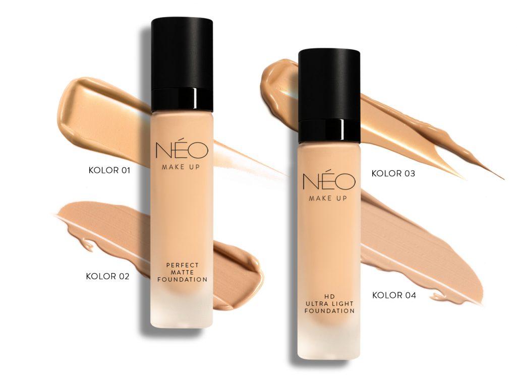Podkłady do twarzy NEO Make Up