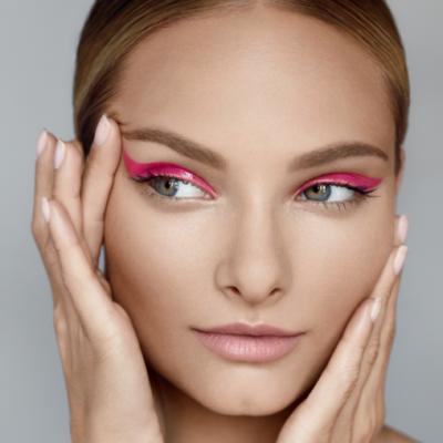 Tajemnice makijażu - makijaż Rose Look