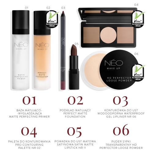 Kosmetyki potrzebne do wykonania makijażu Berry Revolution