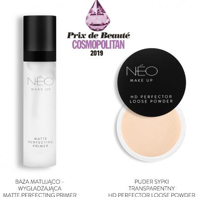Kosmetyki NÉO Make Up z nagrodą Prix de Beauté