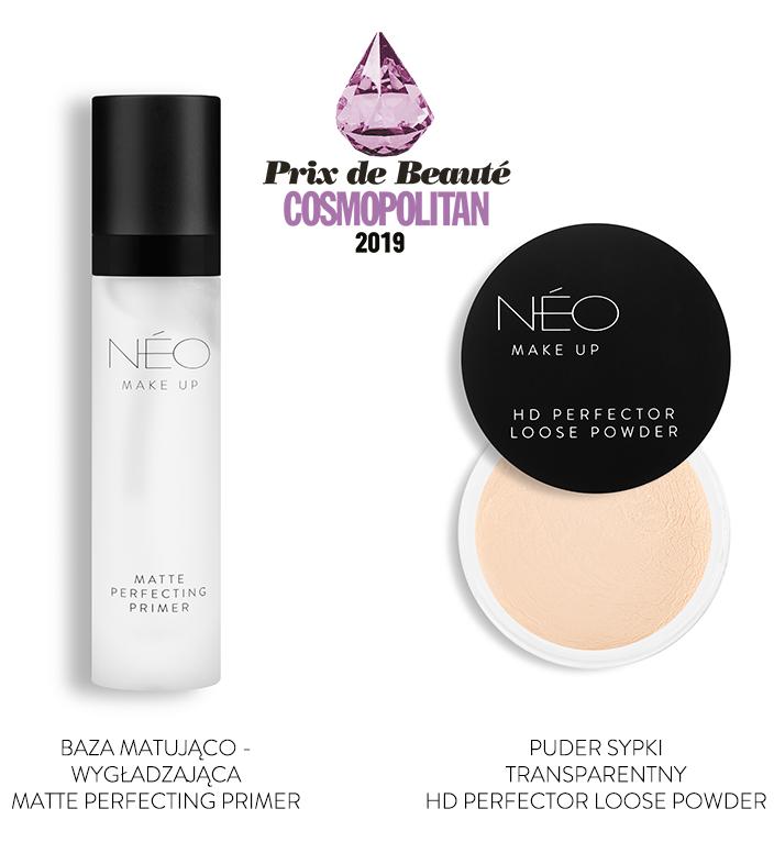 Kosmetyki NEO Make Up nagrodzone nagrodą Prix De Beaute