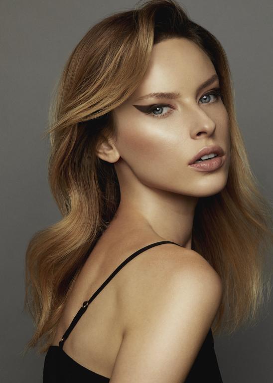 Wyrazisty makijaż Black Sensation