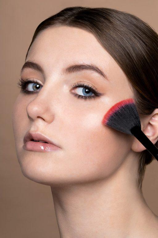 Lekki makijaż nude NEO Make Up
