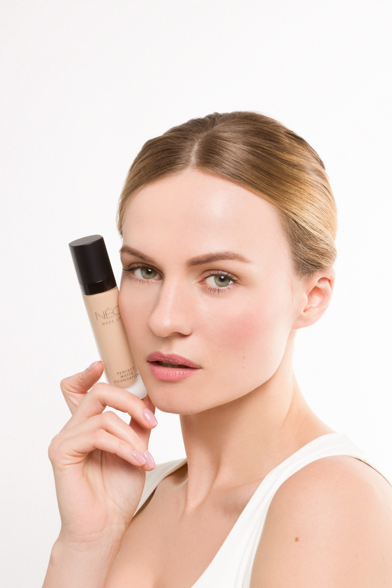 Makijaż Natural Make Up