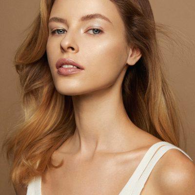 Makijaż Sparkly White